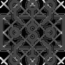 Finance Network Network Finance Icon