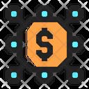 Finance Network Finance Money Icon