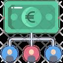 Finance Network Icon
