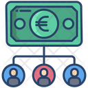 Finance Network Budget Euro Icon