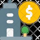 Finance Office Icon