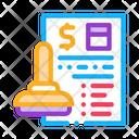 Pledge Order Service Icon
