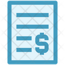 Dollar Business Page Icon