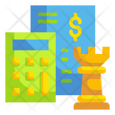 Finance Planning Icon