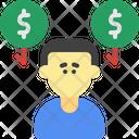 Finance Problem Business Money Icon