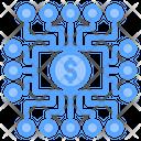 Finance Process Icon