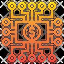 Finance Process Money Finance Icon