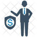 Finance Safe Security Icon