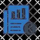 Report Invoice Bill Icon
