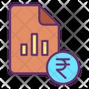 Ireport Rupees Finance Report Report Icon