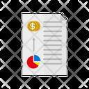 Report Finance Dollar Icon