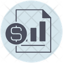 Business Report Statement Icon