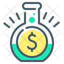 Finance research Icon