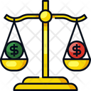 Scale Balance Business Icon
