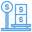 Scale Money Business Icon