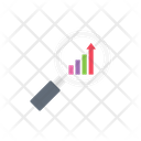 Finance Search Growth Research Search Icon