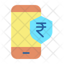 Imobile App Finance Security Online Banking Security Icon