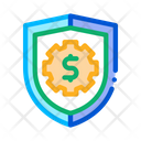 Finance Security Management Icon