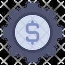 Finance Setting Icon