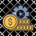 Finance Settings Icon