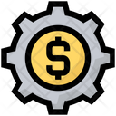 Settings Funding Donation Icon