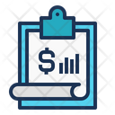 Finance Stats Icon