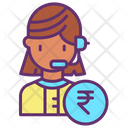 Finance Support Icon