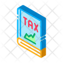 Tax Law Book Icon