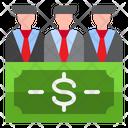 Finance Team Icon
