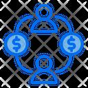 User People Money Icon