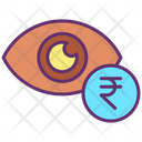 Imonitor Wealth Rupees Finance Vision Wealth Vision Icon