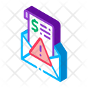 Bandit Banknote Business Icon