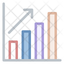 Financial Graph Stock Icon