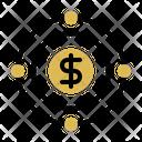 Financial Economic Finance Icon