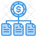 Business Money Project Icon