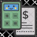 Financial Accounting Emoticon Emotion Icon
