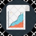 Market Analysis Graph Icon