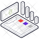 Financial Analysis Icon