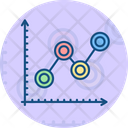 Analysis Data Financial Graph Icon