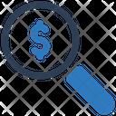 Analysis Financial Monitoring Icon