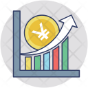 Financial Analysis Business Icon