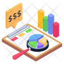 Data Analysis Data Analytics Infographic Icon