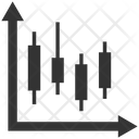 Axis Chart Bar Icon