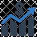 Chart Money Bar Icon
