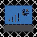 Financial Analytics Data Analytics Business Analytics Icon