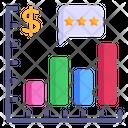 Financial Analytics Icon