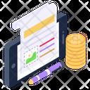 Financial App Icon