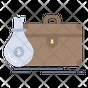 Financial Bag Icon