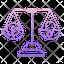 Ibalance Financial Balance Balance Scale Icon
