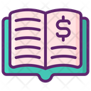 Mbook Value Management Book Financial Book Icon